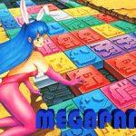 ギャルゲー?いえいえ【メガパネル】は硬派なパズルゲームです!
