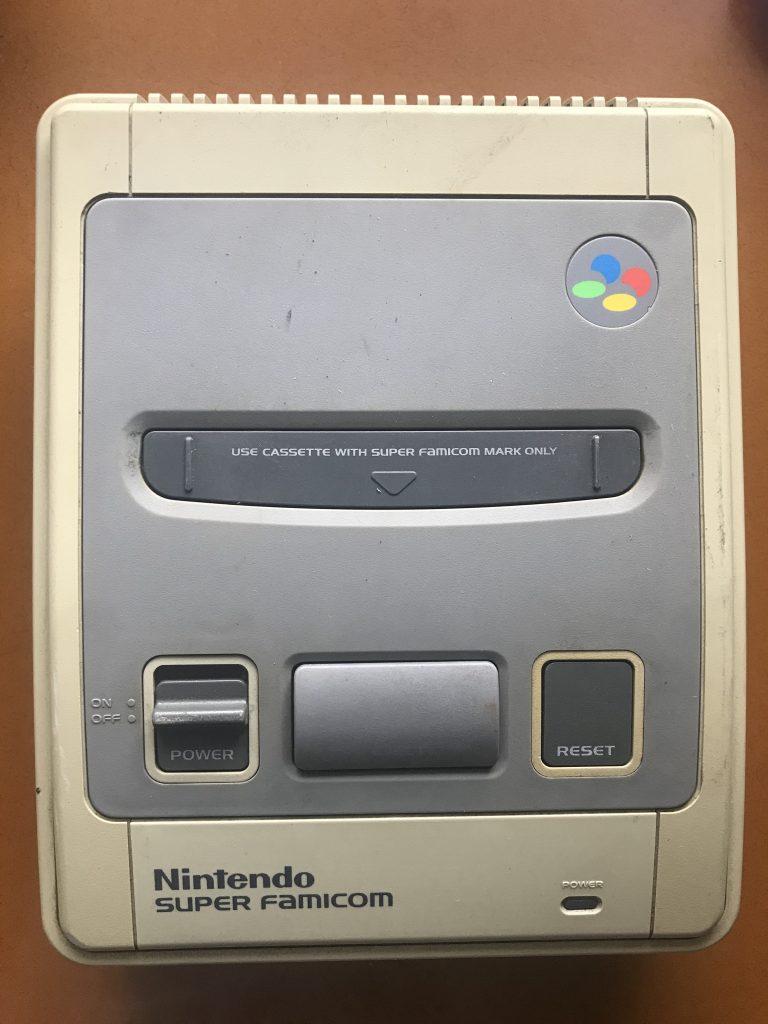 【男のたしなみ】中古スーパーファミコンを分解してクリーニングする方法